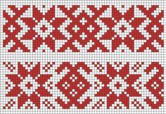 Cross Stitch Geometric, Cross Stitch Borders, Cross Stitch Designs, Cross Stitch Patterns, Knitting Charts, Knitting Stitches, Knitting Patterns, Inkle Weaving, Inkle Loom