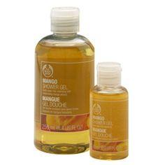 Mango Shower Gel - The Body Shop