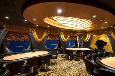 Corporate Information & Media Room Msc Magnifica, Conference Room, Chandelier, Ceiling Lights, Poker, Table, Furniture, Home Decor, Viajes