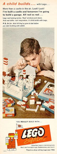 LEGO Magazine Advertisements - LEGO General Discussion and News - Eurobricks Forums
