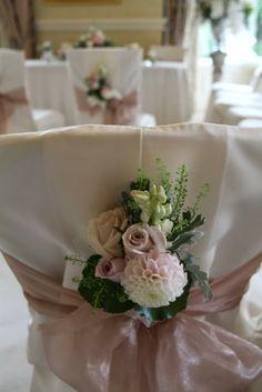 Branche de CERISIER rose 76 cm fleurs artificielles 740 Dame