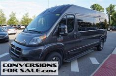 2015 RAM ProMaster 2500 High Roof Sherrod Conversion Van