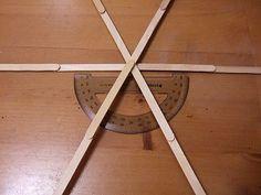 hexagon - step 1