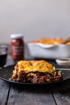 Next Level Lasagna