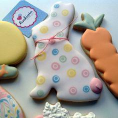 Biscoitos de Páscoa....