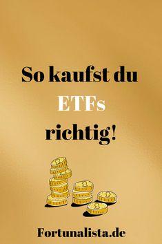 finance tips investing So gelingt der ETF-Kauf. Money Plan, Money Tips, Investing Money, Saving Money, Earn Money Online Fast, Savings Planner, Budget Planer, Quick Cash, Budgeting Finances