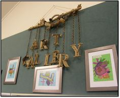Art Gallery and Topkids Mt. Mount Maunganui, Beautiful Space, Toddlers, Gallery Wall, Spaces, Frame, Projects, Ideas, Children