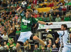 """SC DHfK Leipzig will bei GWD Minden gewinnen. Christian Prokop: """"Wir wollen von der ersten Minute an zeigen, das ..."""