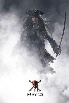 Couverture : Pirates des Caraïbes, Épisode 3 : Jusqu'au bout du monde