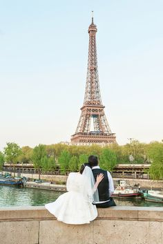 My Dream Intimate Wedding In Paris