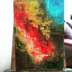 #art #oil #арт #масло