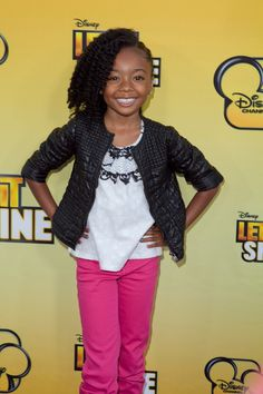 Skai Jackson | Skai Jackson Pictures & Photos - Hollywood Primiere of Disney Channel ...
