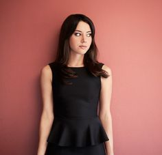 """Aubrey Plaza. """"Most girls learn to touch a penis at some point, and it's weird. Hello! It's weird. But it happens, and no one's talking about it."""" - Audrey Plaza"""