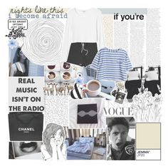 """""""welcome to the inner workings of my mind ❁"""" by feels-like-snow-in-september ❤ liked on Polyvore featuring Chanel, PAM, Prada, Assouline Publishing, Monki, Luli, country, marinaluvsu, edenandreaxo and pamelalook"""