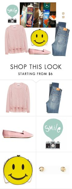 """""""Happy April Fools Day"""" by sassyladies ❤ liked on Polyvore featuring Citizens of Humanity, Natasha and Old Navy"""