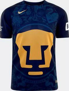 a6b42bf5c Pumas 2016 2017 Segunda Football Kits, Football Jerseys, Football Design,  World Soccer Shop