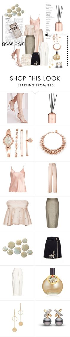 """Conley_esperanzaj-brownshuga"" by conley-esperanzaj1957 ❤ liked on Polyvore featuring Missguided, Tom Dixon, Anne Klein, Ellen Conde, La Perla, STELLA McCARTNEY, Natasha Zinko, River Island, WALL and Dion Lee"