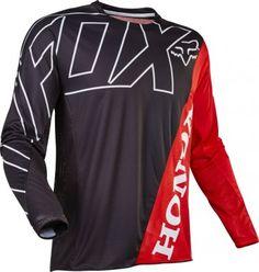 Fox Racing MX 360 Honda Mens Off Road Dirt Bike Racing Motocross Jerseys