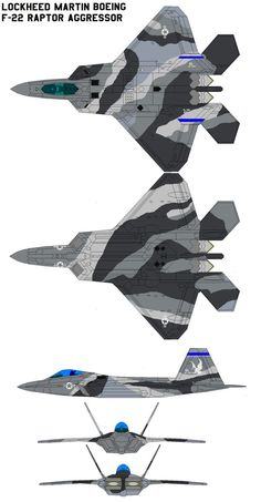 F-22 Raptor Aggressor by bagera3005 | Lockheed Martin F-22 Raptor - https://en.wikipedia.org/wiki/Lockheed_Martin_F-22_Raptor | Lockheed ads: https://www.youtube.com/watch?v=NQxfJzl2jkg | ALU Teino 107.7/1978: https://www.pinterest.com/pin/368943394455691156/ | M posture (via page forum): https://www.pinterest.com/pin/368943394455506834/ | forum: https://www.pinterest.com/pin/368943394455482733/ | e.i.: https://www.pinterest.com/pin/368943394455582430/