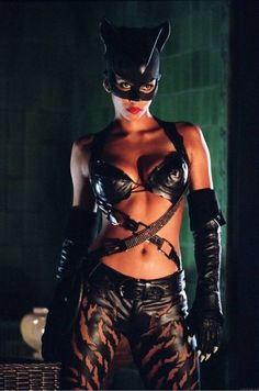 'The Dark Knight Rises': Was Eartha Kitt the best Catwoman? - Halle Berry as Catwoman in 'Catwoman'
