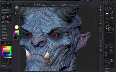 Demon Creation Process - Zbrush Tutorial, Demon Creation in ZBrush, Demon Creation ZBrush Tutorial, sculpting in ZBrush, ZBrush sculpting video Tutorial, sculpting in ZBrush with Michael Gravemann, ZBrush sculpt, A Basic Introduction to Working with & sculpt ZBrush, Zbrush Tutorial, ZBrush Training Video, Best Zbrush Tutorials and Training Videos for Beginners, Pixologic ZBrush, ZBrush Free Tutorials, ZBrush tutorials, Beginner to Advanced Video Tutorials for Zbrush, zbrush tutorials for…