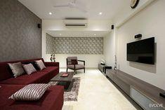 Modern Apartment in Mumbai by Evolve