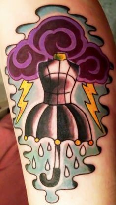 Dress figure tattooCraftster.org