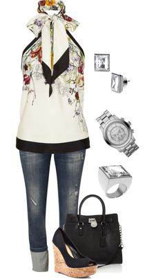 """""""Untitled #97"""" by susanapereira on Polyvore"""