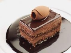 A Greek Pasta Sokolatina Dessert Party, Party Desserts, Cakes To Make, How To Make Cake, Greek Sweets, Greek Desserts, Greek Recipes, Cream Patisserie, Cake Recipes