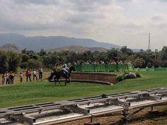 Hipismo CCE   #olimpiadas #rio2016 #horses #hipismo #cariocando