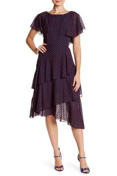 Eva Franco Paula Popover Dress