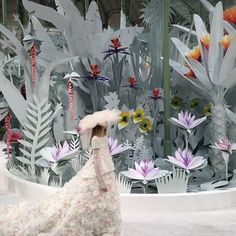 #Chanel Haute Couture Spring/Summer 2015