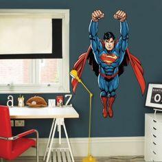 Adesivo de Parede Superhomem