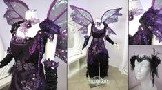 Dark Fairy by Firefly-Path