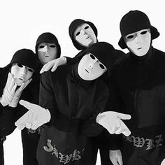 Discover Why The Jabbawockeez Champions Of First Season Americas Best Dance Crew