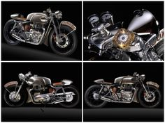 The sheer breadth of variety we come across when looking up motorcycles for the rare and unusual Top 5 sometimes makes it very difficult to settle on just 5. This week we came across everything from a jet-fighter inspired Pulse Autocycle to an original 1920s era Indian Board Track Racer, which are possibly two of the most different motorcycles in existence.