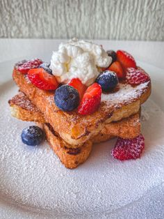 Learn how to make this super easy French Toast recipe at home with very few ingredients that you most likely have in your house already. They're as good as pancakes but even easier to make.French toast is very easy and simple to make. It only takes few steps and common ingredients and you get this really nice breakfast at home. They're perfect for those days where you want something a little fancier for breakfast but don't feel like going out or spending time making a batter.This Frenc…