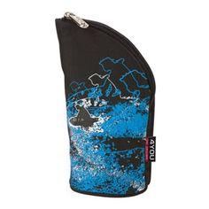 ◘ 4YOU Pen Can Pacific Rim  ◘ Außergewöhnliche Aufbewahrungsmöglichkeit für die Stifte. - ►Federmappe   = Stifteköcher mit Reißverschluss   ☼ 12,75 € ☼ Pacific Rim, Sling Backpack, Backpacks, Bags, Handbags, Pacific Coast, Taschen, Purse, Purses