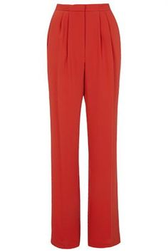 Straight Slouch Leg Trousers