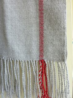 Love the simplicity    Ravelry: snowywolf's Grey and Woven