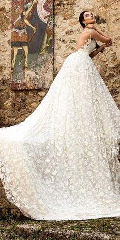 Beautiful Floral Wedding Dress Ideas You ll Love It39 - Beauty of Wedding 07c13b6c0