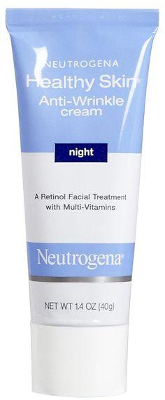 Neutrogena Healthy Skin Anti-Wrinkle Cream- Night Formula