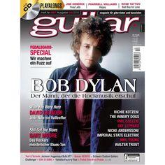 bob dylan guitar Ausgabe 12/2015   PPVMEDIEN, 5,90 €