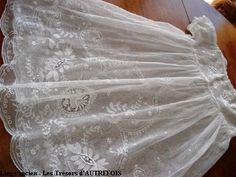 Antique Christening gown.