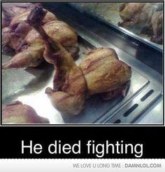 Chicken Orris!