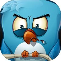 Flippin Bird - Flying Stunt Tricks School to Test your Driving by Go Free Games by Go Free Games - Best Top Fun Apps