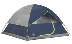 Get Free Delivery on Coleman Sundome 6 Person Dome Tent - Huge Range of Camping Tents at Australia's Best Online Camping Store Best Tents For Camping, Cool Tents, Camping Gear, Outdoor Camping, Camping Hacks, Camping Cabins, Camping Trailers, Camping Outdoors, Outdoor Travel