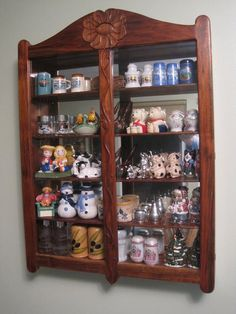 Beautiful Curio Cabinets Small Collectibles