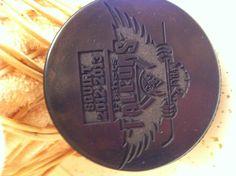 Engraved Hockey Puck FYHA Traveling Team