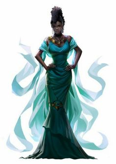 Dungeons and Dragons fantasy art photography Black Characters, Fantasy Characters, Female Characters, African American Art, African Art, Black Women Art, Black Art, Character Portraits, Character Art